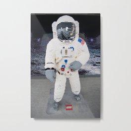 1785. Apollo 11 50th Anniversary Celebration Metal Print
