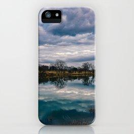 Waco Reflection iPhone Case