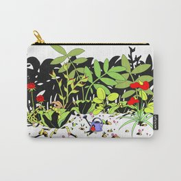 Very Weary Garden Carry-All Pouch