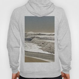 Wave to the wind - strong and powerful Hoody