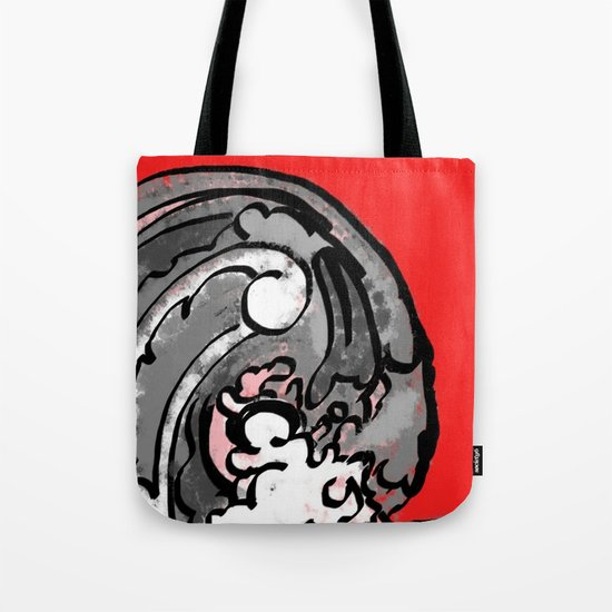 Smile and Wave  Tote Bag