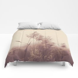 Faded Moments Comforters
