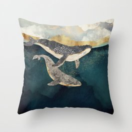 Bond II Throw Pillow