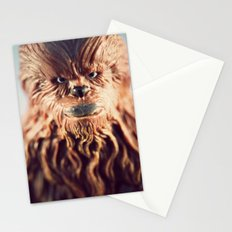 Not Wise To Upset A Wookie Stationery Cards