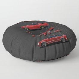 Supra Generations Floor Pillow