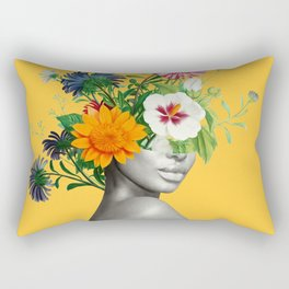 Bloom 5 Rectangular Pillow