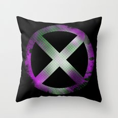 X-Men Throw Pillow