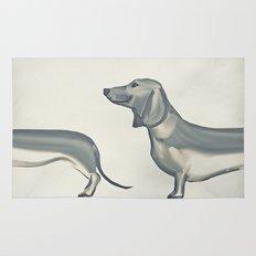 SAUSAGE DOG Rug