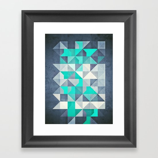 SLYTE Framed Art Print