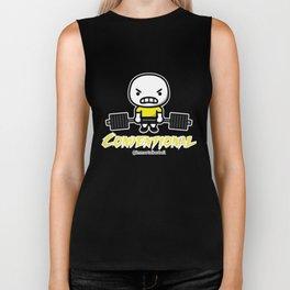 CONVENTIONAL Biker Tank