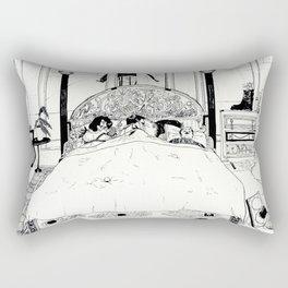 BORING DREAMS Rectangular Pillow