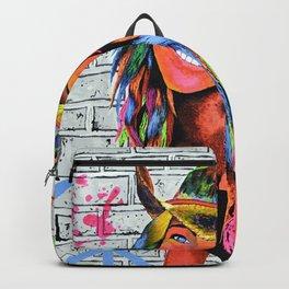 Peace and Love Marlenka Backpack