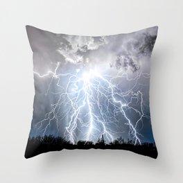 Sublime Jewel Throw Pillow
