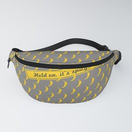 Hold on! Fanny Pack