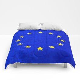 EU Flag Comforters