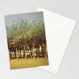 Somewhere a Park / Un parque de algún lugar Stationery Cards