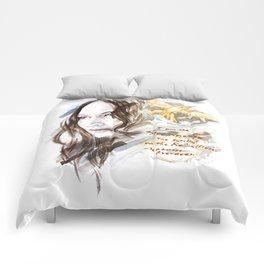 Symbol of Rebellion Comforters