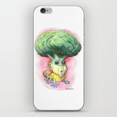 They Eat Their Own Hair iPhone & iPod Skin