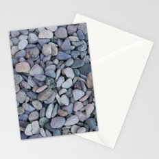 gravel as gravel background Stationery Cards