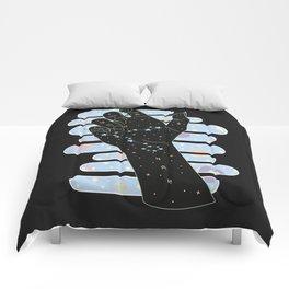 Pisces Illustration Comforters