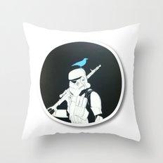 Put a Bird on IT. Throw Pillow