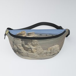 Castle Rock with blue sky Fanny Pack