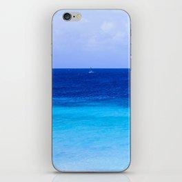 Sea 1 iPhone Skin