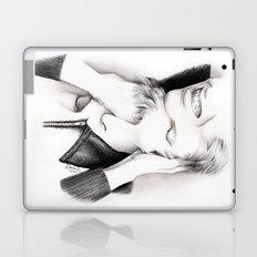 DECONSTRUCTION OF DAVID BOWIE  Laptop & iPad Skin