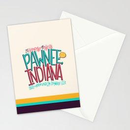 Pawnee, Indiana Stationery Cards