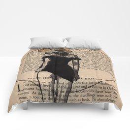 Licorice Comforters