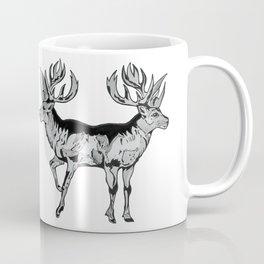 Magic Deer Coffee Mug