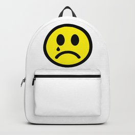 Cry Face Backpack
