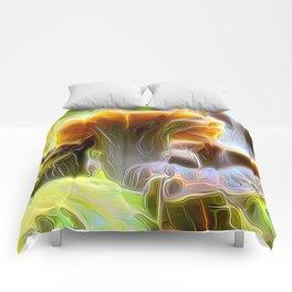Pop Cornucopioides Comforters