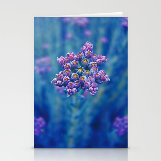 wild herb I Stationery Cards
