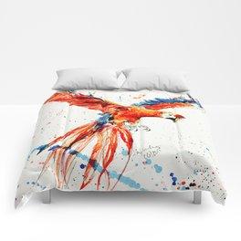 The Macaw Comforters