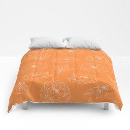 mustard botanic Comforters