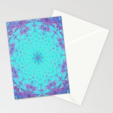 Plasma Flower Stationery Cards