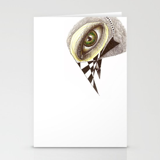 The Bird's Eye Stationery Cards