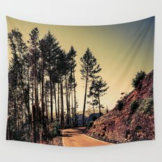 Woodland #2 Wall Tapestry