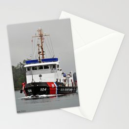 Biscayne Bay USCGC Stationery Cards