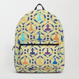 Game Board - Cream Backpack