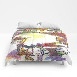 Constraints Mini Series #3 Comforters