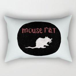 Mouse Rat Rectangular Pillow