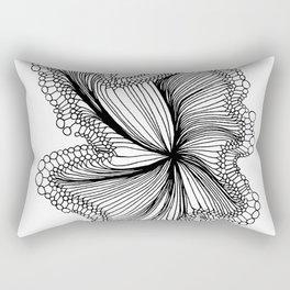 Deborah Abstract II Rectangular Pillow