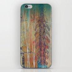 circuitry iPhone & iPod Skin