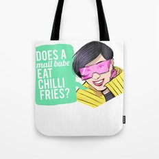 Does a Mall  Tote Bag