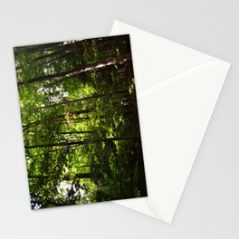 Forest // Silent In The Trees  Stationery Cards