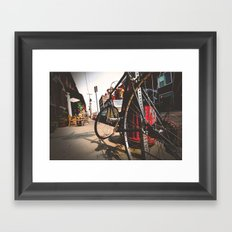 Eco Friendly Framed Art Print