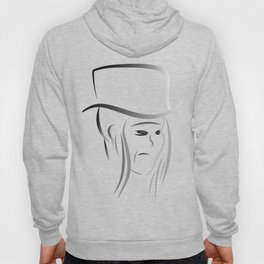 Hat Human Hoody