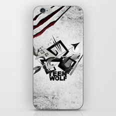 Teen Wolf: Part of the Pack iPhone & iPod Skin